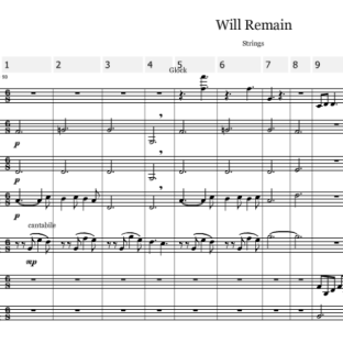 So amazing to finally hear it outside of the painful MIDI sounds...
